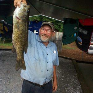 Cousin Kupkake's Big Bass